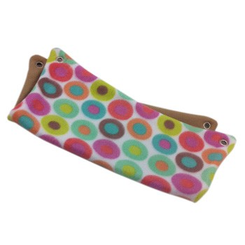 Pastel Dots Fleece Hammock