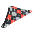 Argyle Fleece Corner Hammock