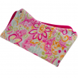 Citrus Floral Fleece Hammock
