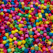 Mini Barrel Beads in Assorted Colors