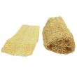 10 inch Natural Compressed Loofah