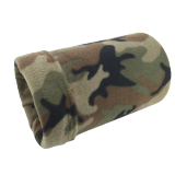 Classic Camo Fleece Tube for Chinchillas