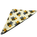 Busy Bees Fleece Corner Hammock