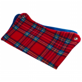 Classic Flannel Design Fleece Hammock