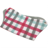 Mint Stripe Fleece Hammock