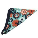Flower Power Fleece Corner Hammock
