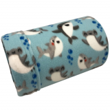Party Sharks Fleece Tube