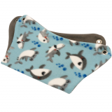 Party Sharks Fleece Hammock