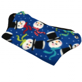 Snowman Fleece Hammock