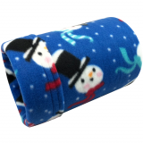 Snowman Fleece Tube