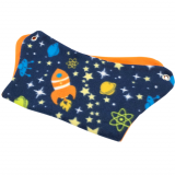 Spaceships Fleece Hammock