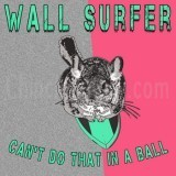 """Wall Surfer"" Sticker"