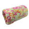 Citrus Floral Fleece Tube